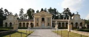 villa barbaro outside