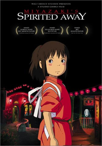 locandina spirited away